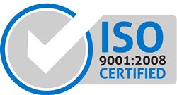 Đạt chứng nhận ISO 9001: 2008