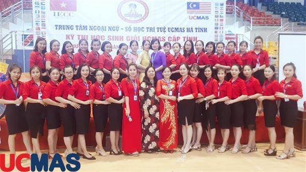 Cuộc thi Học sinh Giỏi Cấp Trung Tâm Ucmas Hà Tĩnh ngày 19/05/2019