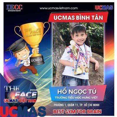 Hồ Ngọc Tú - Trường Tiểu học Hưng Việt - UCMAS Bình Tân