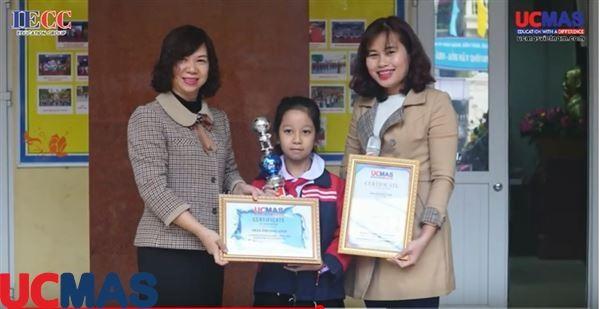 Vinh danh HSGQT 2019 - Trường Tiểu Học Cầu Diễn - 16.12.2019
