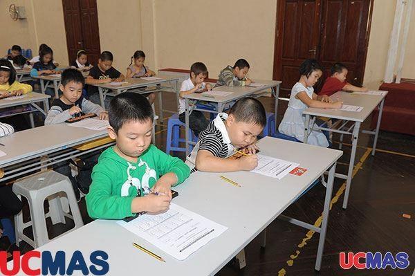 Trung tâm UCMAS Vũng Tàu