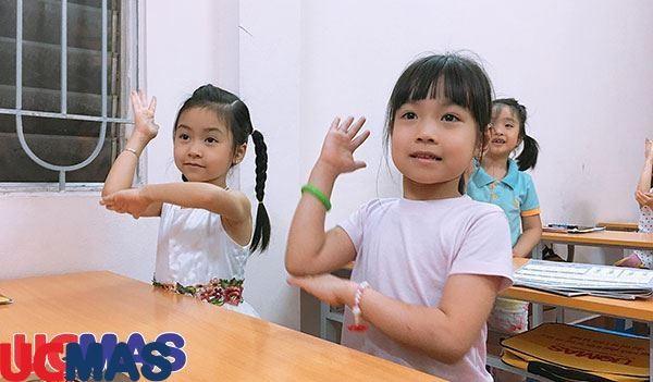 Trung tâm UCMAS Phú Lương