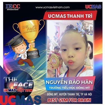 Nguyễn Bảo Hân - Trường Tiểu học Đông Mỹ - UCMAS Thanh Trì