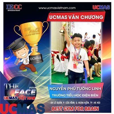Nguyễn Phú Tường Linh - Trường Tiểu học Điện Biên - UCMAS Văn Chương