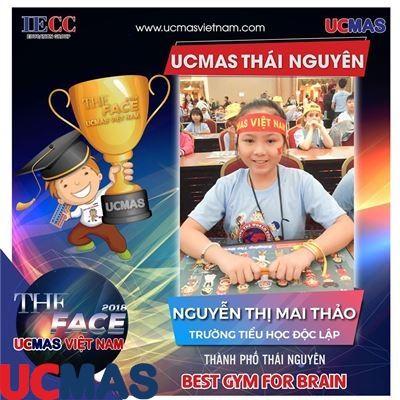 Nguyễn Thị Mai Thảo - Trường Tiểu học Độc Lập - UCMAS Thái Nguyên