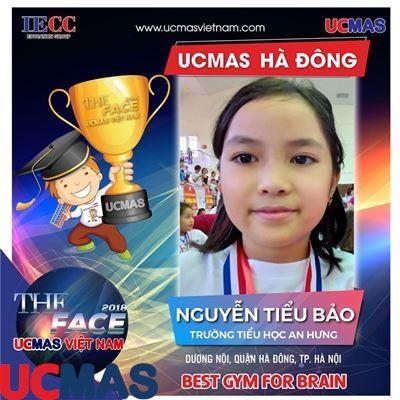 Nguyễn Tiểu Bảo - Trường Tiểu học An Hưng - UCMAS Hà Đông