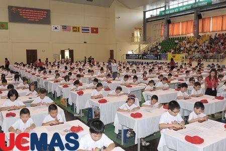 Báo vnexpress.net - Rèn luyện tư duy trẻ thông qua tính toán số học