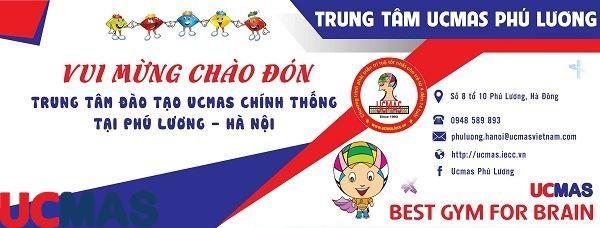 Tin vui tháng 3! Chào mừng trung tâm mới gia nhập hệ thống: UCMAS Phú Lương - Hà Đông