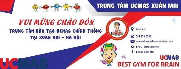 Tin vui tháng 3! Chào mừng trung tâm mới gia nhập hệ thống: UCMAS Xuân Mai - Hà Nội