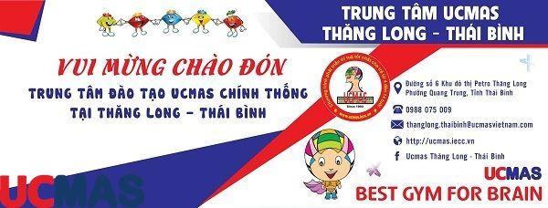 Tin vui tháng 3! Chào mừng trung tâm mới gia nhập hệ thống: UCMAS Thăng Long - Thái Bình