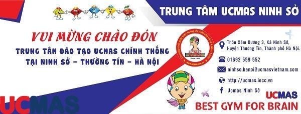 Tin vui tháng 3! Chào mừng trung tâm mới gia nhập hệ thống: UCMAS Ninh Sở - Thường Tín
