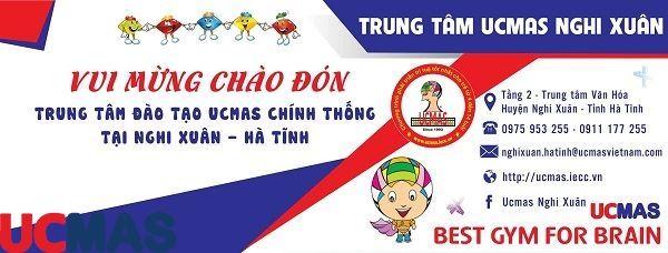 Tin vui tháng 5! Chào mừng trung tâm mới gia nhập hệ thống: UCMAS Nghi Xuân - Hà Tĩnh
