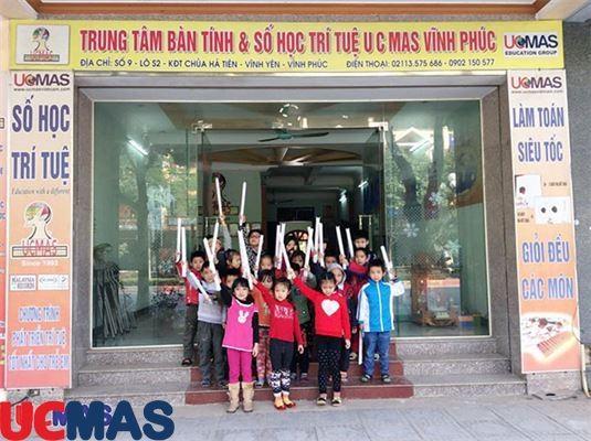 Trung tâm UCMAS Vĩnh Phúc