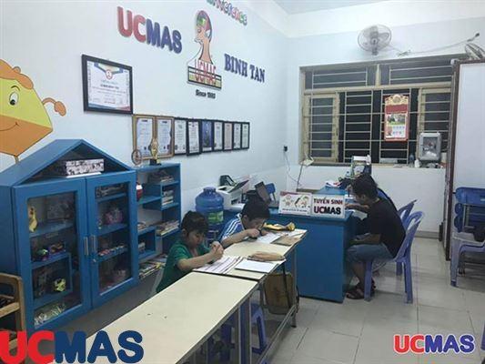 Trung tâm UCMAS Đồng Xoài