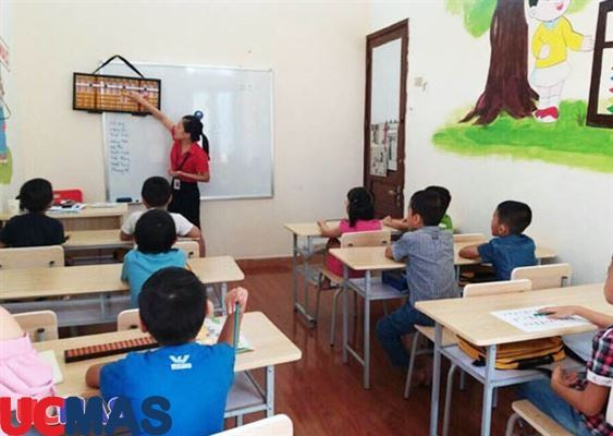 Hệ thống trung tâm UCMAS quận Long Biên
