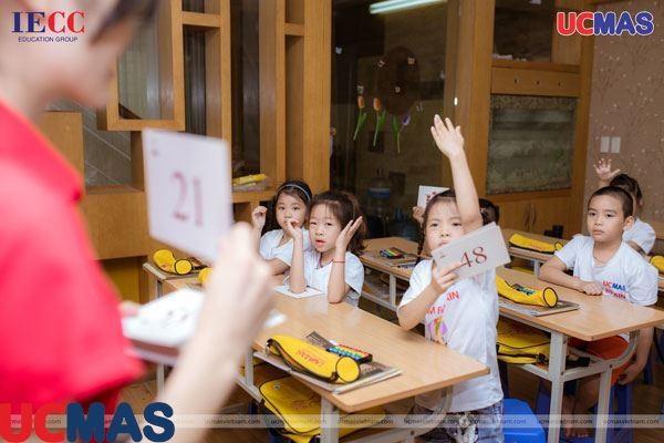 Trung tâm dạy toán tính nhẩm nhanh