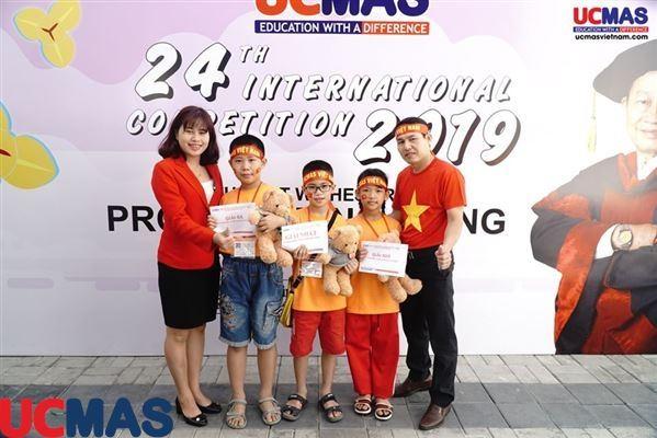 Lễ trao giải The Amazing Star Ucmas 2019