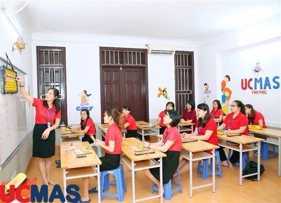 UCMAS Vĩnh Phúc - Chặng đường chông gai để đi đến thành công