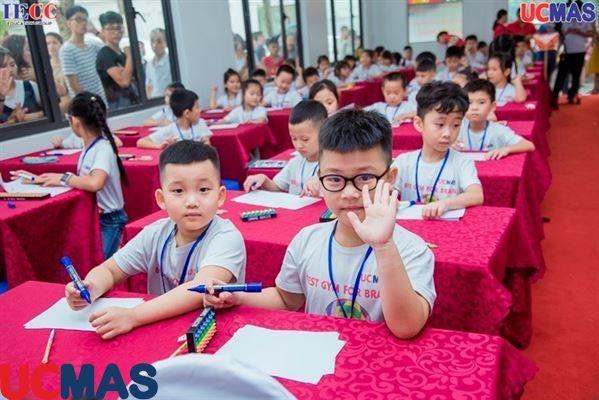Cuộc thi HSG UCMAS Trung Tâm Vĩnh Phúc 30/06/2019