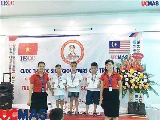 Cuộc thi HSG Trung Tâm Trung Giã - Sóc Sơn ngày 30/06/2019