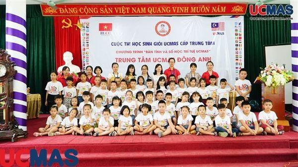 Cuộc thi HSG Trung Tâm Đông Anh ngày 30/06/2019