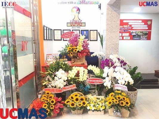 Khai trương UCMAS Xô Viết Nghệ Tĩnh ngày 12/05/2019
