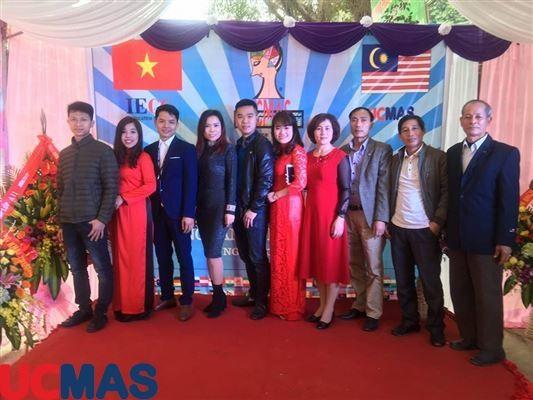 Khai trương trung tâm UCMAS Hữu Lũng - Lạng Sơn ngày 22/01/2018