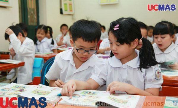 Rèn luyện tư duy cho học sinh tiểu học