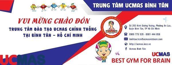 Tin vui tháng 1! Chào mừng trung tâm mới gia nhập hệ thống: UCMAS Bình Tân