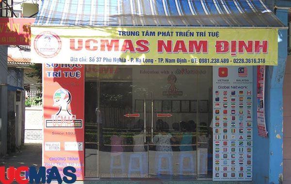 Trung tâm UCMAS Nam Định