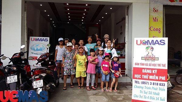Trung tâm UCMAS Phú Yên