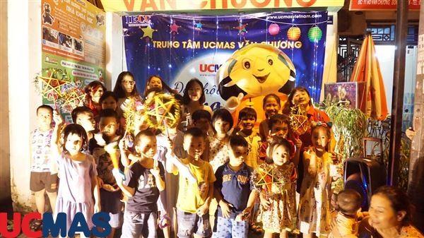 Trung thu 2018 ngập tràn niềm vui cùng UCMAS