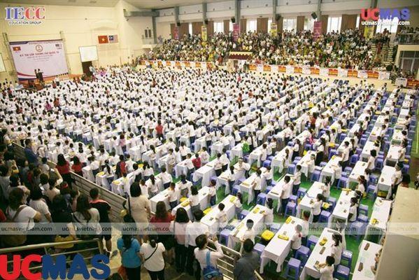 Báo dantri.com.vn - Đấu trường trí tuệ quy tụ hàng ngàn thí sinh cả nước so tài