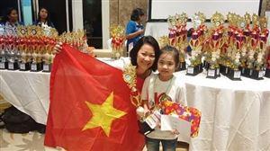 20.09.2015 - Giao lưu kỳ thi HSG Quốc gia UCMAS Indonesia tại Bali