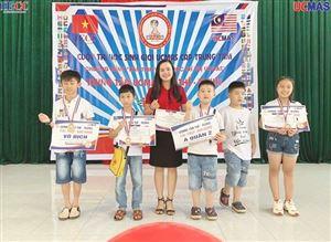 (07.07.2019) Cuộc thi HSG TT Yên Thế - Pleiku