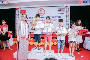 (30.06.2019) Cuộc thi HSG UCMAS Trung Tâm Vĩnh Phúc
