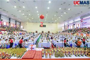 19.08.2018 - Cuộc thi HSG Quốc gia UCMAS lần thứ 9