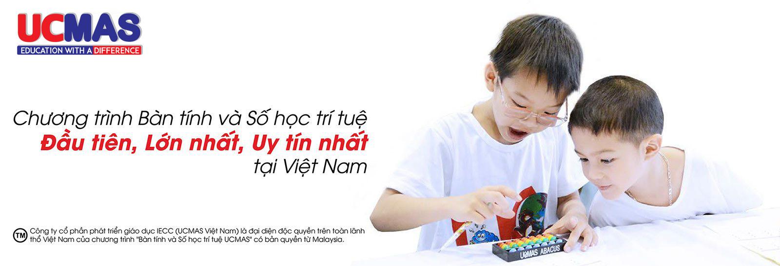 """Chương trình """" Bàn tính và Số học trí tuệ"""" đầu tiên, lớn nhất và uy tín nhất tại Việt Nam"""