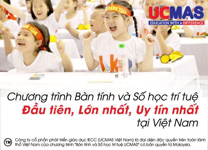 """Chương trình """"Bàn tính và Số học"""" độc quyền và uy tín nhất Việt Nam"""
