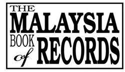 Ghi danh vào sổ thành tích Malaysia Book of Records