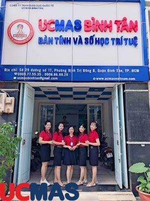 Trung tâm UCMAS Bình Tân