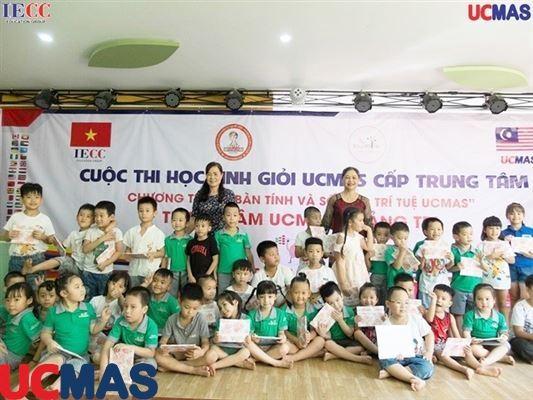 Cuộc thi HSG UCMAS Trung Tâm Ucmas Quảng Trị