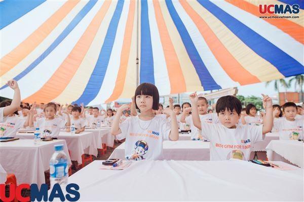 Cuộc thi HSG UCMAS Trung Tâm Nghi Xuân - Hà Tĩnh ngày 26/05/2019