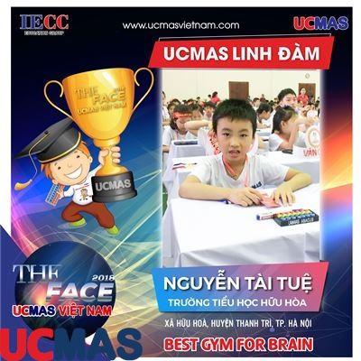Thí sinh Nguyễn Tài Tuệ - Trường Tiểu học Hưu Hòa - UCMAS Linh Đàm