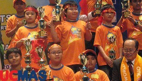 An Ninh Thủ Đô nói về Cuộc thi Bàn tính số học trí tuệ UCMAS