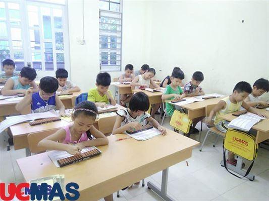 Trung tâm UCMAS Tôn Đản