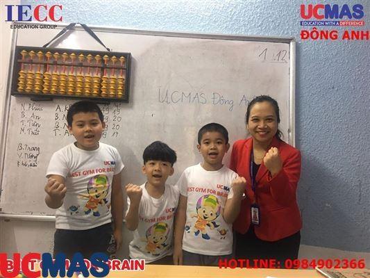 [CẬP NHẬT HSGQT UCMAS 2019] Vươn cao cùng đấu trường Ucmas Quốc Tế năm 2019