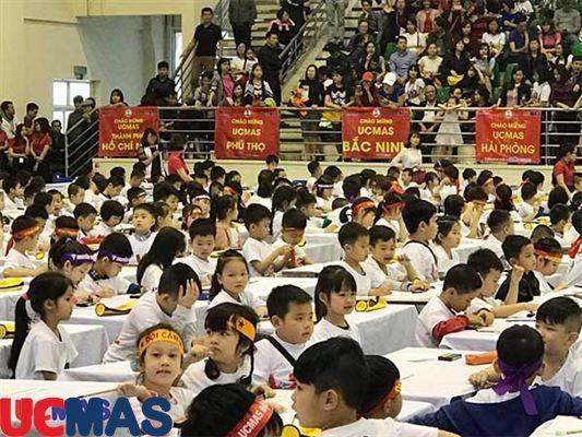 Trung tâm UCMAS Bắc Ninh