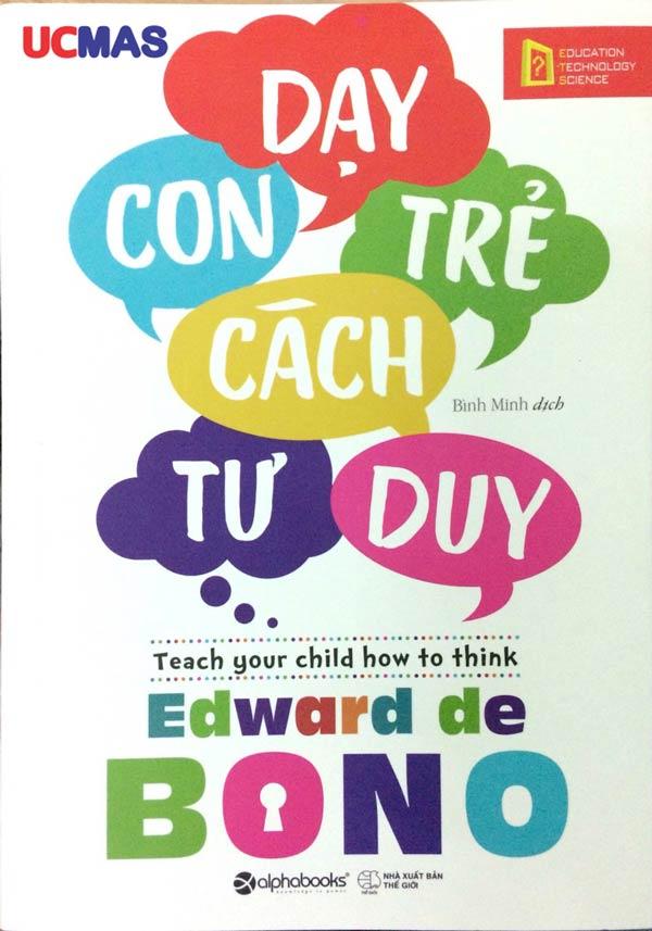 Sách dạy con trẻ cách tư duy