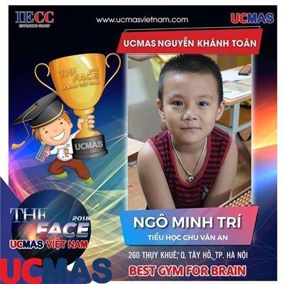 Ngô Minh Trí - Trường Tiểu học Chu Văn An - UCMAS Nguyễn Khánh Toàn